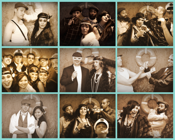 Grapes of Fraith Murder Mystery Photo Booth